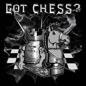 Chess: It\'s a man\'s game.