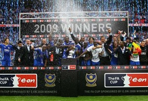 Pompey\'s 69 Year wait comes to an end in 2008